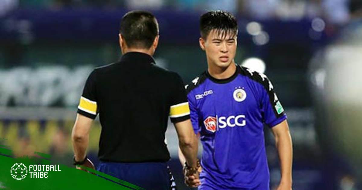 Duy Mạnh bất ngờ nhận án phạt nặng từ AFC