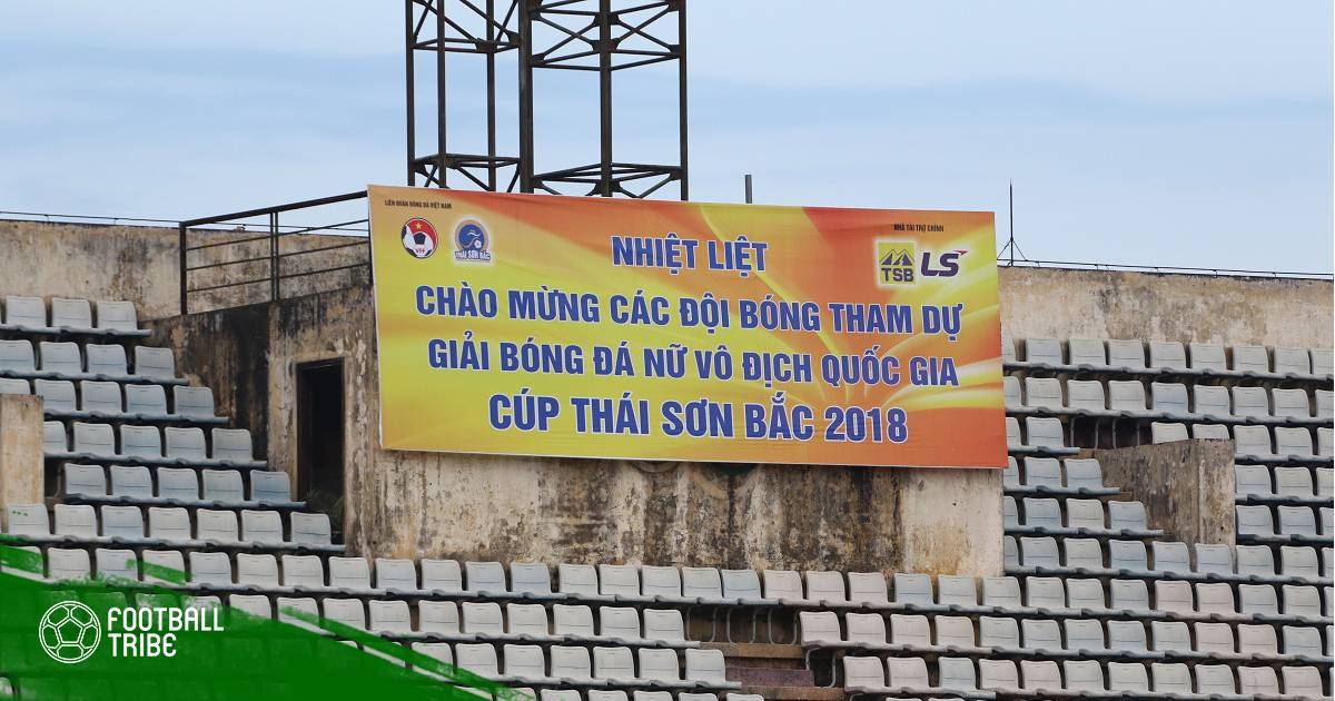 Khai mạc lượt về giải BĐ nữ VĐQG – Cúp Thái Sơn Bắc 2018