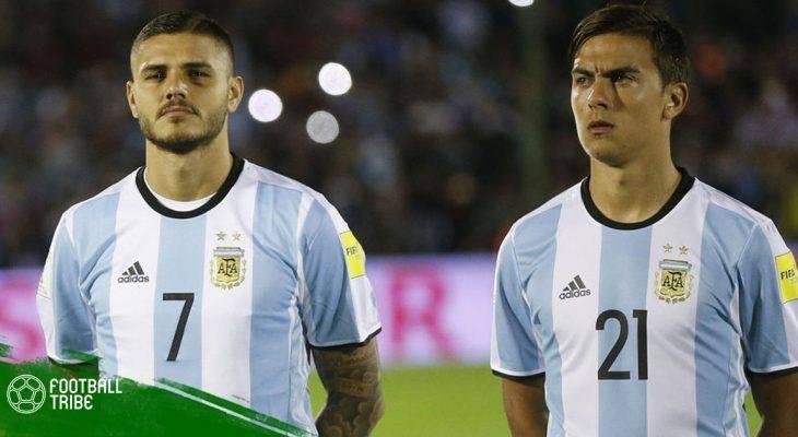 Argentina chốt đội hình dự World Cup: Dybala, Icardi chia nửa buồn vui