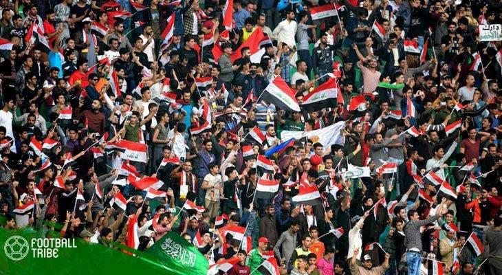 Iraq đăng cai giải bóng đá quốc tế đầu tiên