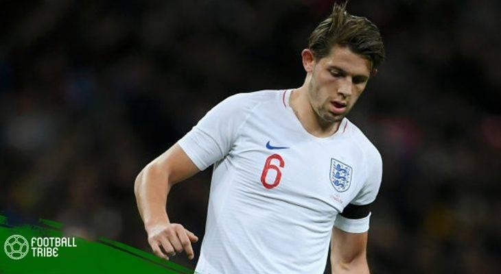 Thêm một sao tuyển Anh tan mộng World Cup