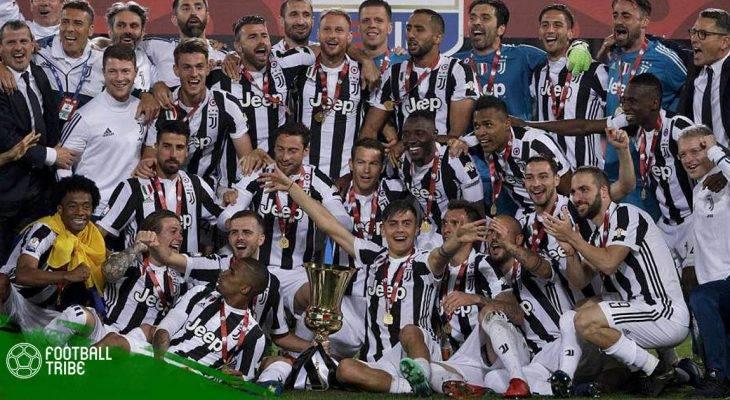 Bản tin trưa 10/5: Juventus vô địch Cup Quốc gia Italia
