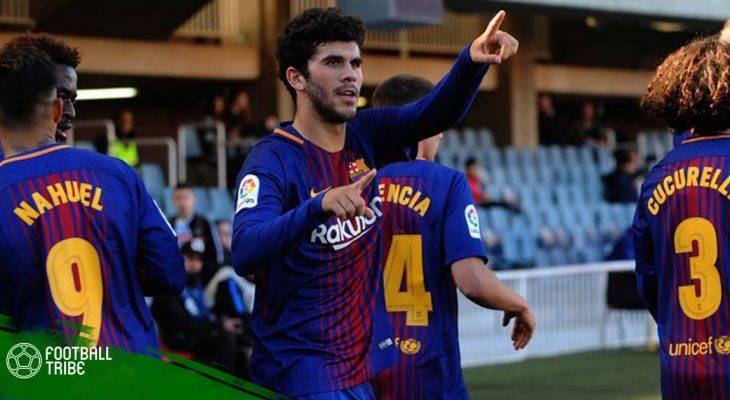 Bản tin trưa 28/5: Barcelona B nhận vé xuống hạng