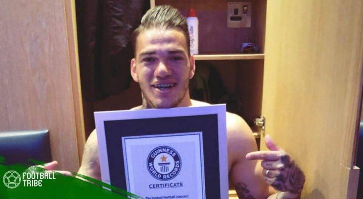 Bản tin trưa 11/5: Ederson Moraes được sách kỉ lục Guinness vinh danh