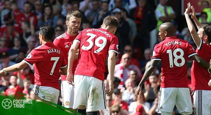 Man Utd 1-0 Watford: Tiệc nhẹ tiễn Carrick