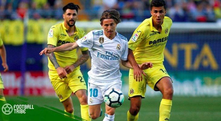 Villarreal 2-2 Real Madrid: Căn bệnh cố hữu
