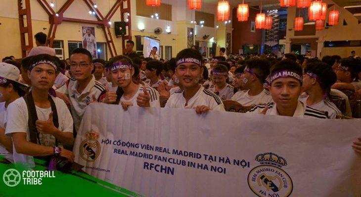 Điểm tin Real Madrid 26/5: Thay đổi địa điểm Big Offline tại Hà Nội