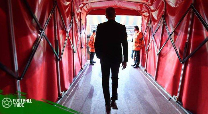 Những hình ảnh đẹp trong trận đấu tri ân huấn luyện viên Arsene Wenger