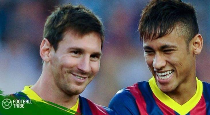 """Messi thừa nhận việc thấy Neymar tại Real Madrid là """"khủng khiếp"""""""