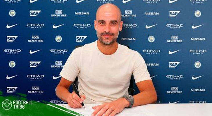 Bản tin trưa 18/5: Man City trói chân Pep, Leicester chiêu mộ tuyển thủ Bồ Đào Nha