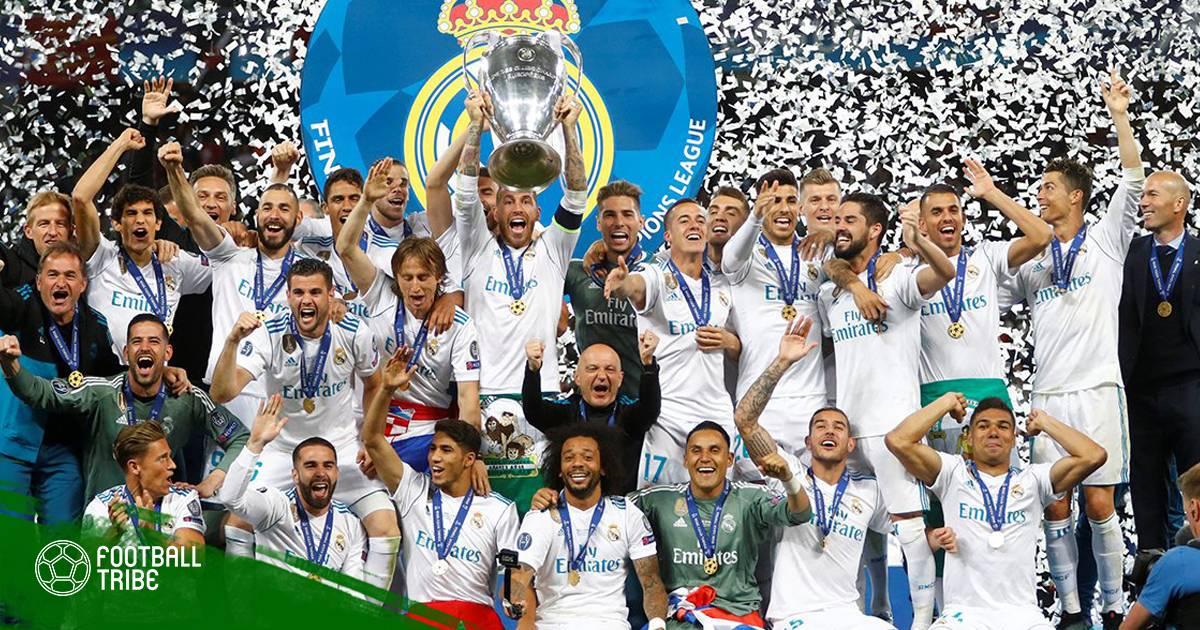 Real Madrid 3-1 Liverpool: Chung kết của những khoảnh khắc