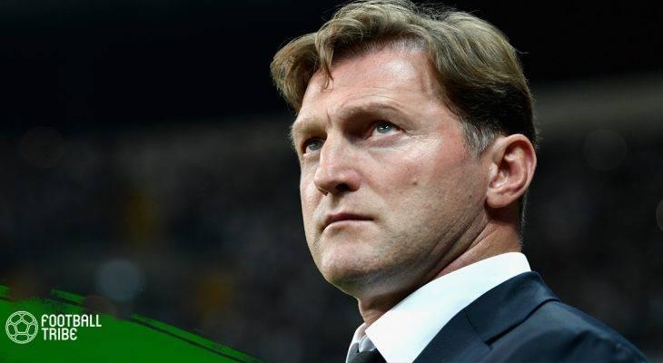 Hàng hot trên ghế huấn luyện chia tay RB Leipzig