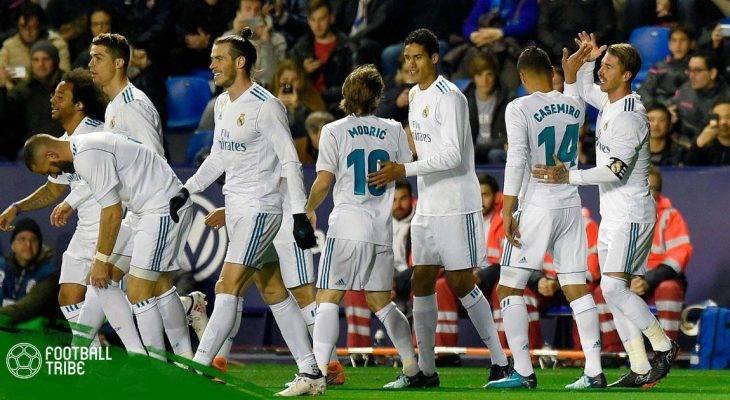 Điểm tin Real Madrid 8/5: Los Blancos tri ân các cầu thủ
