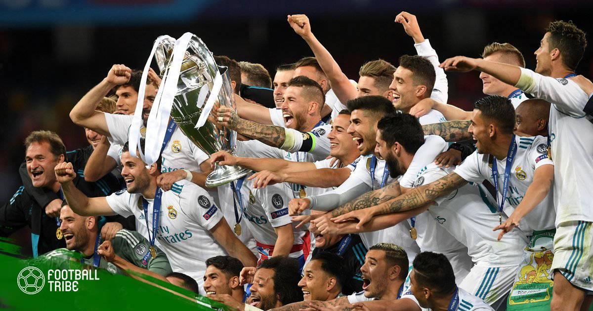 """Tổng kết Champions League 2017/18: Real Madrid """"nhuộm trắng"""" Châu Âu"""
