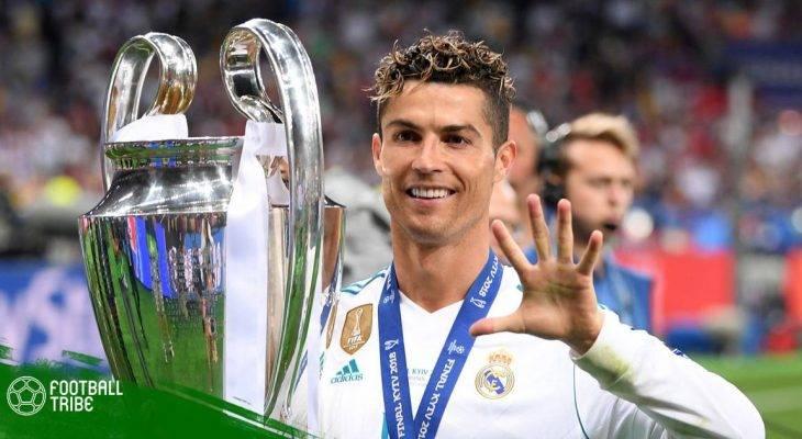 Ronaldo có thể rời Real Madrid ngay trong mùa hè