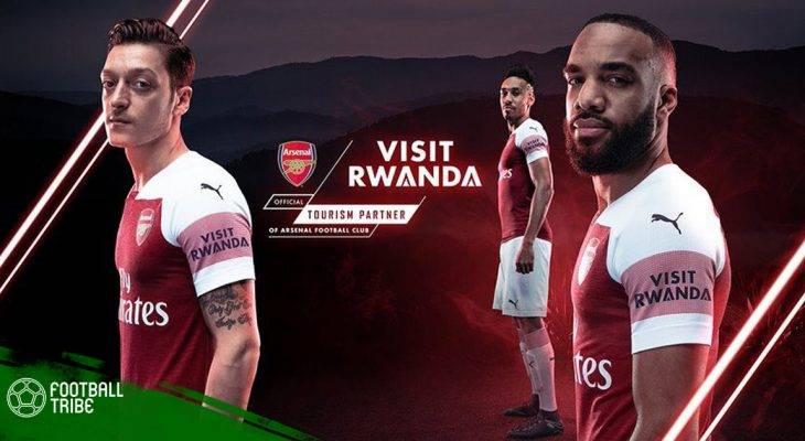 Arsenal nhận gói tài trợ khủng nhất lịch sử