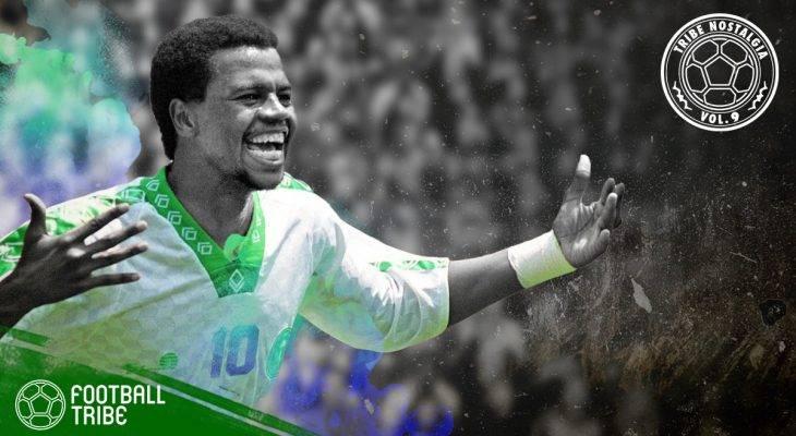 Saeed Al-Owairan và khoảnh khắc bất tử của bóng đá Sauri Arabia