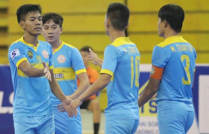 Giải Futsal VĐQG HDBank 2019: Đón chào 2 đội bóng mới