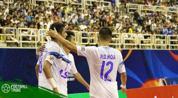 Vòng 15 giải Futsal VĐQG HDBank 2018: Thái Sơn Nam vươn lên nhất bảng