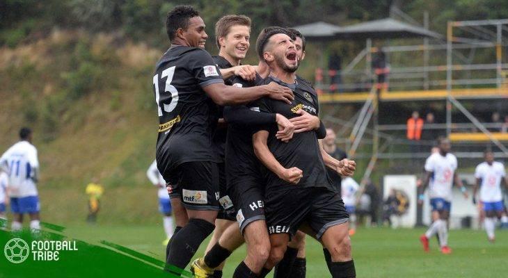 Đại diện New Zealand giành quyền dự Club World Cup