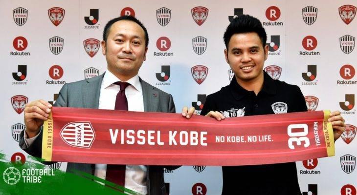 Tuyển thủ Thái Lan háo hức trước việc được làm đồng đội với Iniesta