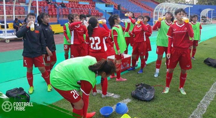 Chuyển động bóng đá Việt Nam ngày 1/5: Khởi tranh giải U16 nữ Đông Nam Á