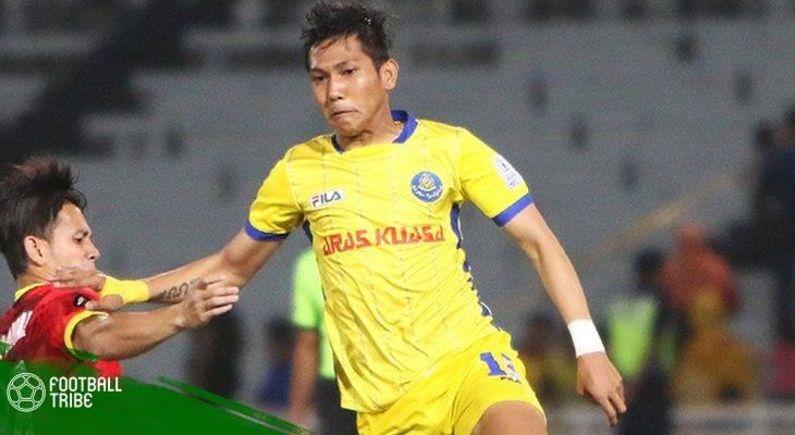 'Messi Campuchia' Vathanaka bị đội bóng Malaysia sa thải