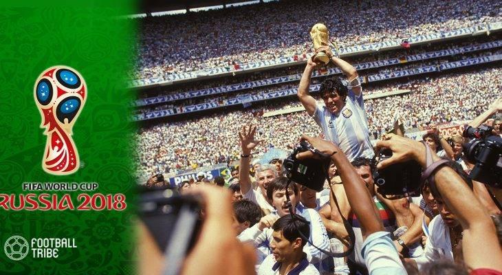 Lịch sử World Cup 1986: Diego Maradona tỏa sáng giúp Argentina lần thứ hai vô địch thế giới