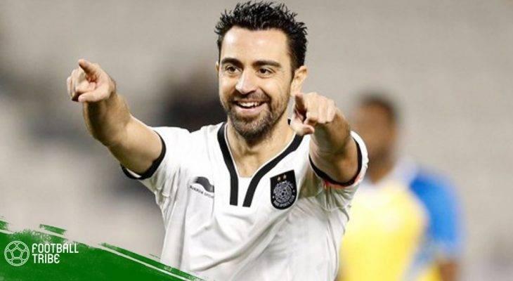 Xavi tiếp tục gắn bó với Al Sadd