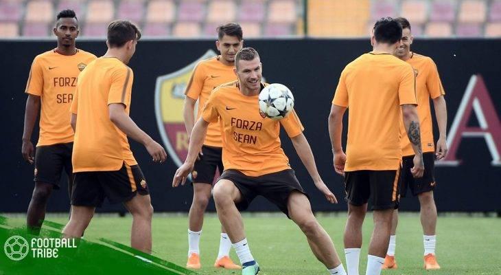 AS Roma có nghĩa cử cao đẹp trước trận bán kết lượt về Champions League