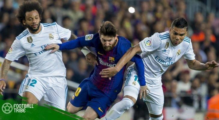 Barcelona 2-2 Real Madrid: Sướng!