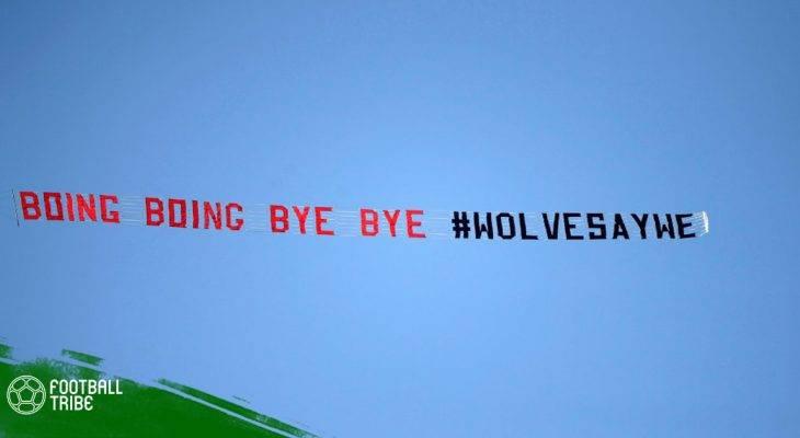"""Bản tin chiều 6/5: CĐV Wolverhampton treo banner """"đá xoáy"""" West Brom"""