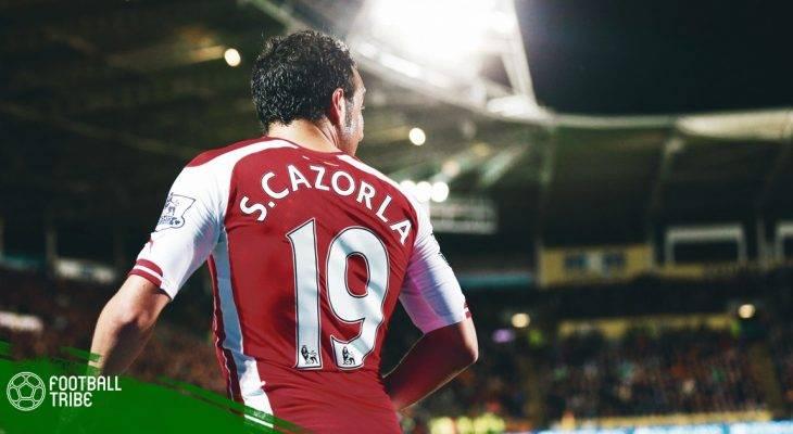 Bản tin trưa 22/5: Cazorla chính thức chia tay Arsenal