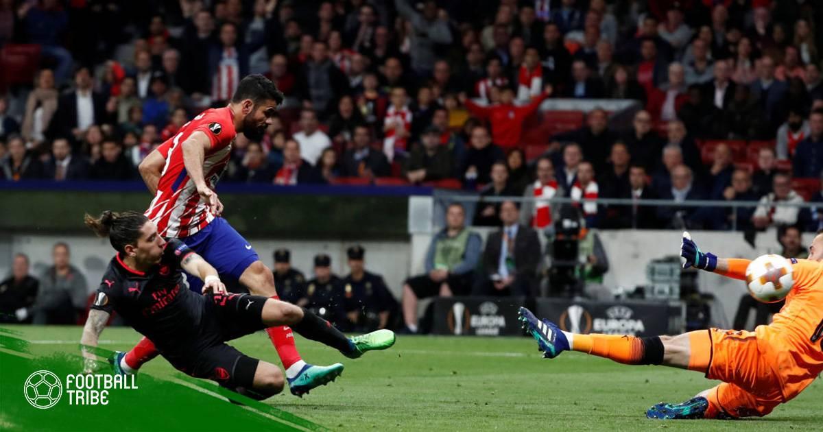 Dừng bước tại Europa League, Arsenal kết thúc bằng mùa giải trắng tay