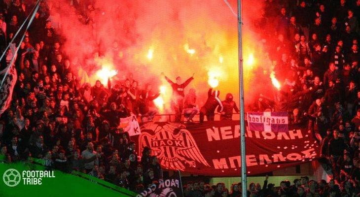Bản tin trưa 13/5: Bóng đá Hy Lạp lại bị phủ bởi bóng đen bạo lực