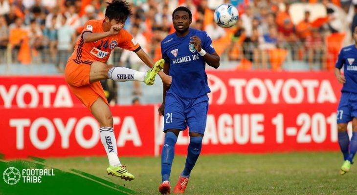 Đấu sớm vòng 9 V.League: Tâm điểm tại Hòa Xuân