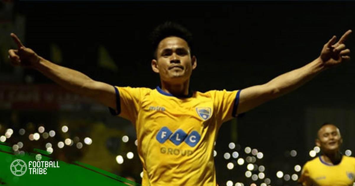 """V.League Vòng 16: Thanh Hóa """"trả nợ"""" sòng phẳng Hải Phòng!"""