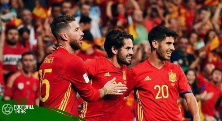 Điểm tin Real Madrid 22/5:  Los Blancos áp đảo quân số tại đội tuyển Tây Ban Nha