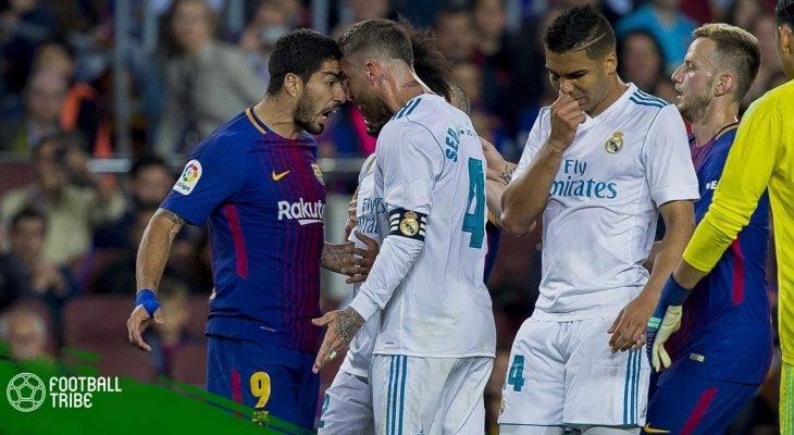 Dư âm Barcelona 2-2 Real Madrid: El Clasico qua những con số