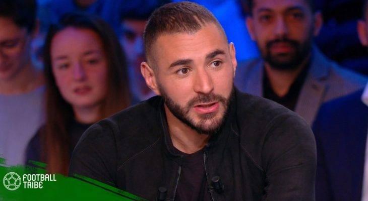 """Karim Benzema """"đấu khẩu"""" chủ tịch Liên đoàn bóng đá Pháp"""
