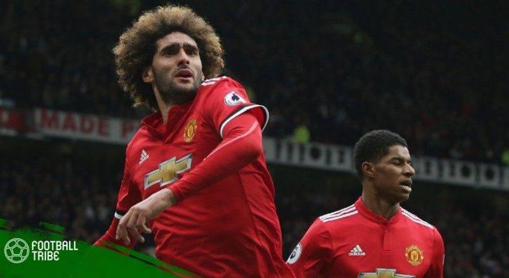 """Fellaini ra """"yêu sách"""" với Manchester United"""