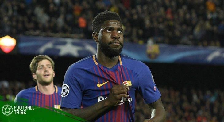 Bản tin trưa 29/5: Umtiti cam kết tương lai tại Barcelona
