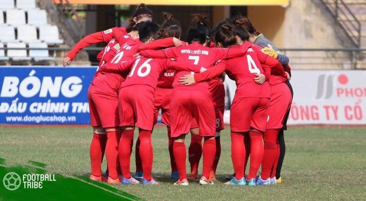 Đánh bại TP.HCM, PP Hà Nam lần đầu vô địch giải bóng đá nữ QG