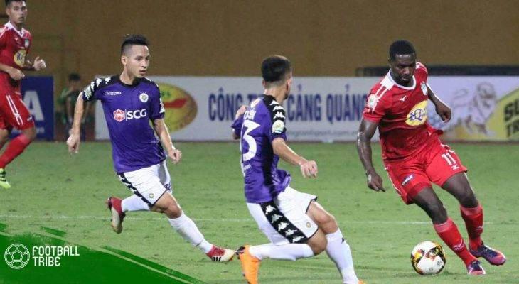 Hòa nhọc nhằn HAGL, Hà Nội ghi tên mình vào Bán kết Cup Quốc gia
