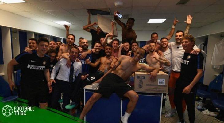 """Inter Milan lần đầu dự Champions League sau sáu năm: """"Ngủ quên"""" tại Serie A"""