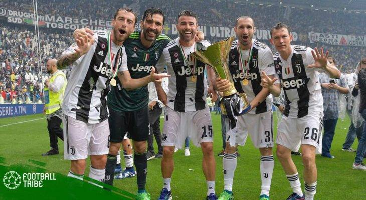 Tổng kết Serie A 2017/18: Juventus và phần còn lại