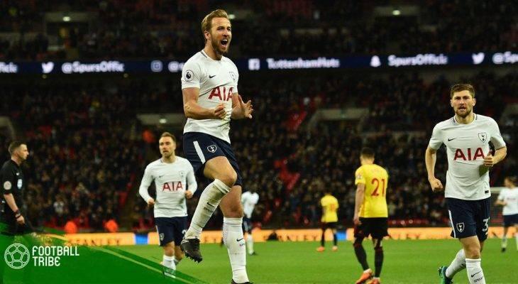 Harry Kane nổ súng, Tottenham củng cố vị trí thứ tư