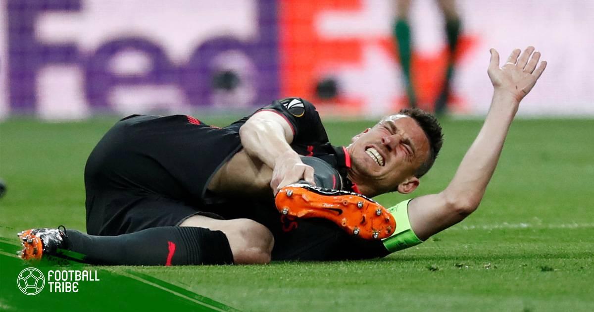 Bản tin trưa 4/5: Laurent Koscielny chia tay World Cup vì chấn thương