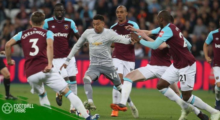 West Ham 0-0 Man Utd: Ngôi nhì cho Quỷ Đỏ, găng Tay Vàng cho David De Gea