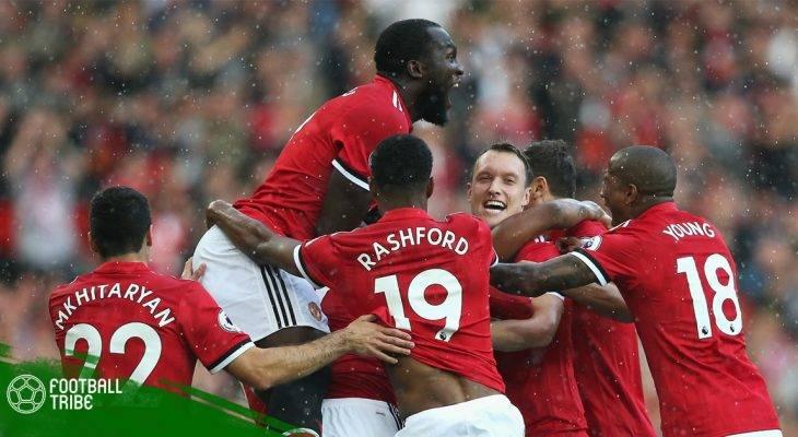 "Manchester United – ""Robinhood"" mới của Premier League 2017/2018"